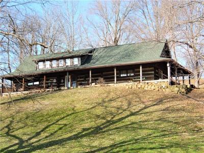 Morgan County Single Family Home For Sale: 1083 South Homestead Lane