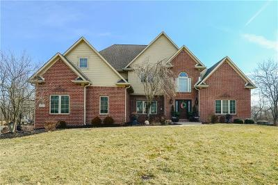 Single Family Home For Sale: 8017 Shady Woods Drive