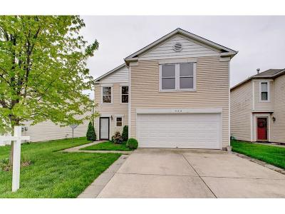Shelbyville Single Family Home For Sale: 932 Belvedere Drive