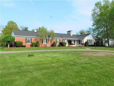 Decatur County Single Family Home For Sale: 542 South 150 Road W