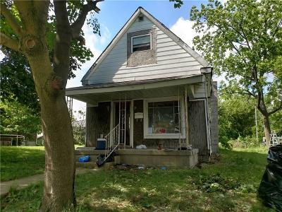 Henry County Single Family Home For Sale: 1936 Spring Street