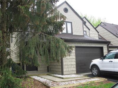 Hamilton County Condo/Townhouse For Sale: 9634 Highgate Circle N