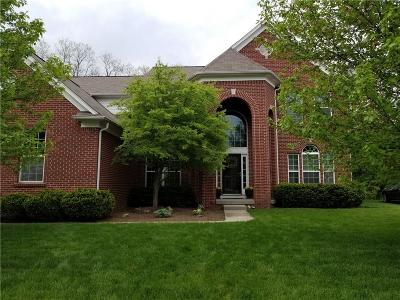 Fishers Single Family Home For Sale: 13458 Silverstone Drive