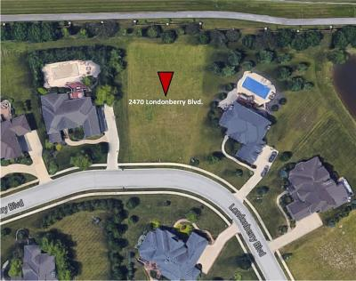 Hamilton County Residential Lots & Land For Sale: 2470 Londonberry Boulevard