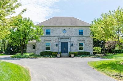 Fishers Single Family Home For Sale: 10801 Turne Grove