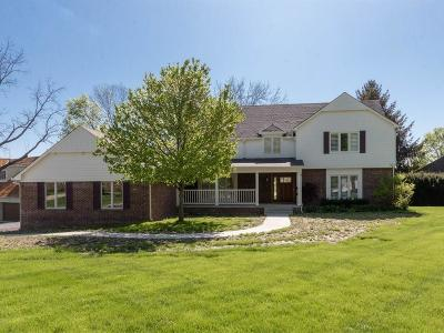 Single Family Home For Sale: 3705 East Carmel Drive