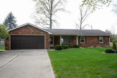 Anderson Single Family Home For Sale: 2611 Meadow Way