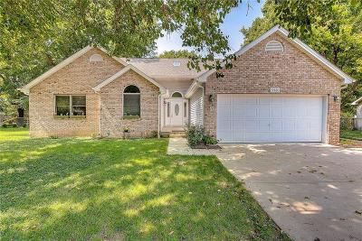 Columbus Single Family Home For Sale: 3520 South Holly Court