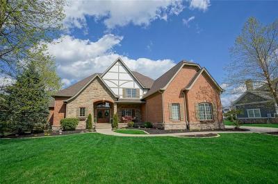 Carmel Single Family Home For Sale: 13333 West Letts Lane