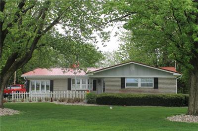 Hancock County Single Family Home For Sale: 1005 West New Road