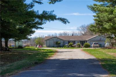 Hendricks County Farm For Sale: 5063 East Us Highway 40