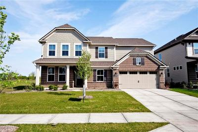 Noblesville Single Family Home For Sale: 10892 Liberation Trace