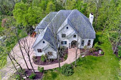 Zionsville Single Family Home For Sale: 9620 Irishmans Run Lane