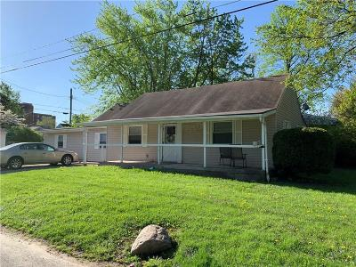 Delaware County Single Family Home For Sale: 2115 West Euclid Avenue