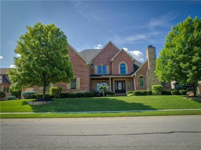 Carmel Single Family Home For Sale: 3751 Pete Dye Boulevard
