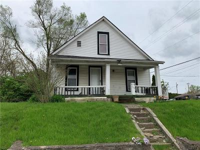 Wayne County Single Family Home For Sale: 1019 North J Street