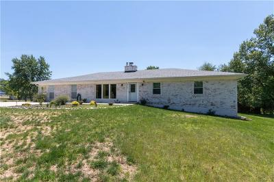 Single Family Home For Sale: 5733 East 75th Street