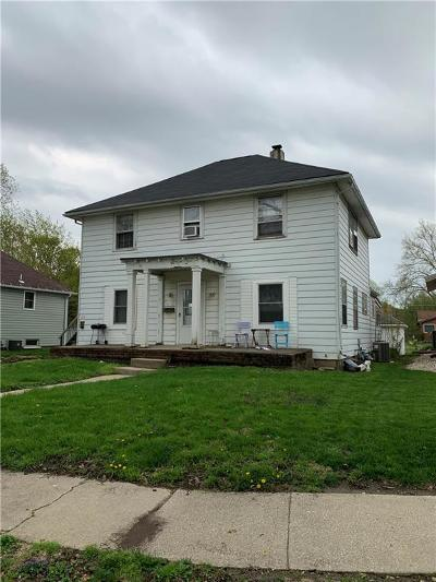 Delaware County Single Family Home For Sale: 615 West Ashland Avenue