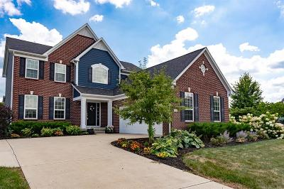 Fishers Single Family Home For Sale: 15325 Fantina Lane