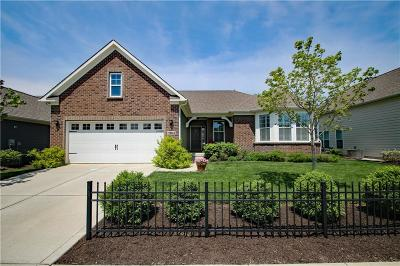 Zionsville Single Family Home For Sale: 11864 Avedon Way