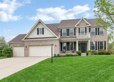 Noblesville Single Family Home For Sale: 8996 Daisy Court