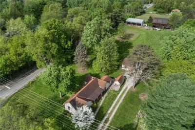 Westfield Single Family Home For Sale: 16106 North Gray Road