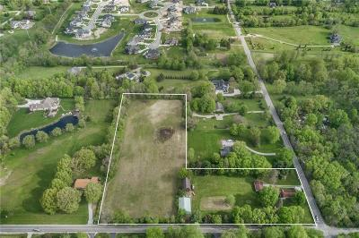 Hamilton County Residential Lots & Land For Sale: 16106 North Gray Road