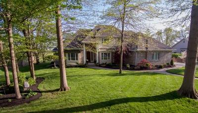 Delaware County Single Family Home For Sale: 3901 West Heath Drive