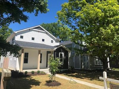 Westfield Single Family Home For Sale: 305 North East Street