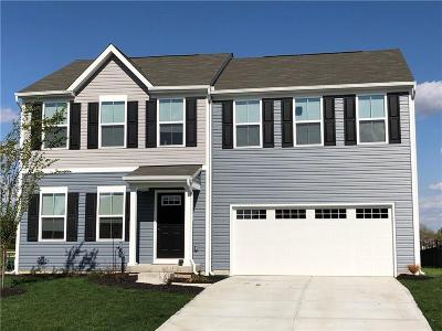 Greenwood IN Single Family Home For Sale: $246,980