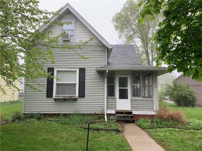 Delaware County Single Family Home For Sale: 812 West University Avenue