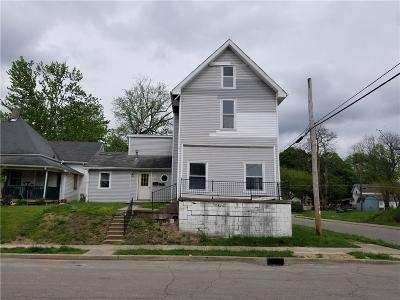Anderson Multi Family Home For Sale: 2034 Fletcher Street