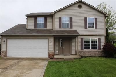Fishers Single Family Home For Sale: 13020 Wingstem Court