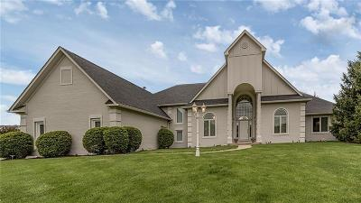 Carmel Single Family Home For Sale: 2781 Circle Court