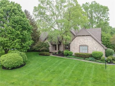 Zionsville Single Family Home For Sale: 1985 Mulsanne Drive