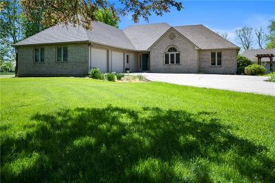 Hamilton County Single Family Home For Sale: 2853 East 236th Street