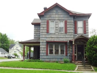 Decatur County Single Family Home For Sale: 332 North Broadway Street