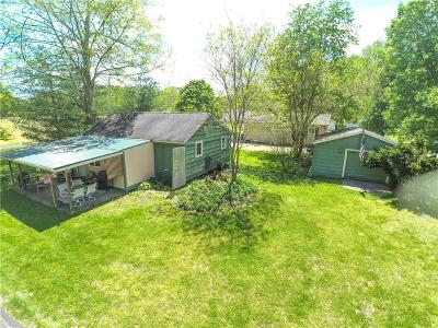 Franklin County Single Family Home For Sale: 5051 Shady Lane