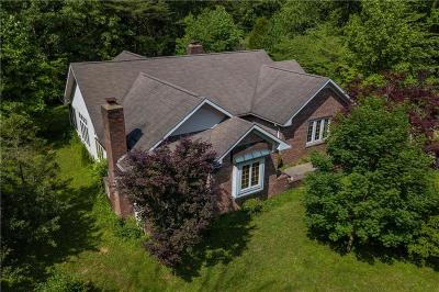 Columbus Single Family Home For Sale: 6298 Christiansburg Road