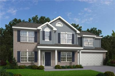 Morgan County Single Family Home For Sale: 2925 & 2935 Fox Court E