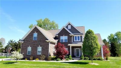 Indianapolis Single Family Home For Sale: 10810 Torulosa Court
