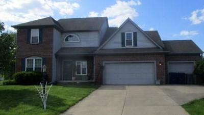 Noblesville Single Family Home For Sale: 10412 Mayapple Court