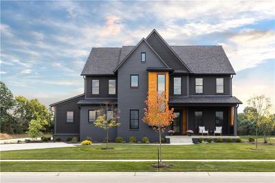 Single Family Home For Sale: 8135 Hanley Lane