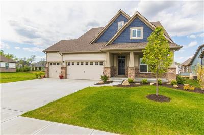Noblesville Single Family Home For Sale: 11652 Platt Street