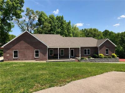 Single Family Home For Sale: 5049 North Hamburg Road