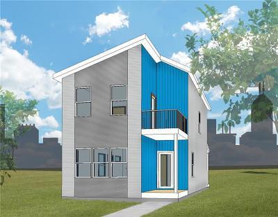 Indianapolis Single Family Home For Sale: 1651 Sheldon Street