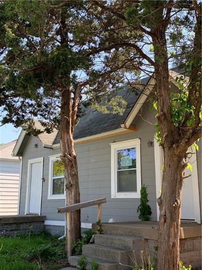 Indianapolis Multi Family Home For Sale: 1317-1319 North Chester Avenue