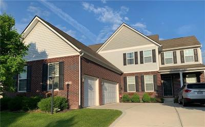 Fishers Single Family Home Sold: 12334 Eddington Place
