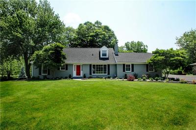 Zionsville Single Family Home For Sale: 675 Terrace Drive