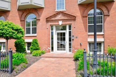 Indianapolis Condo/Townhouse For Sale: 404 East New York Street #204